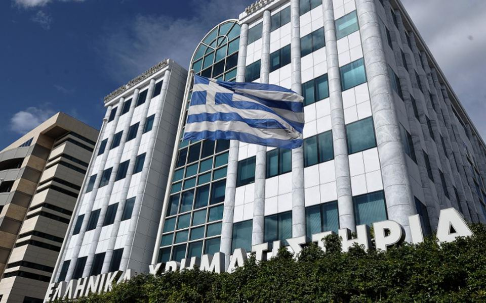 Greek shares fall for third day