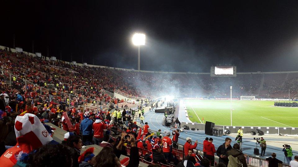 Copa America: Chile triumph in Battle of Santiago