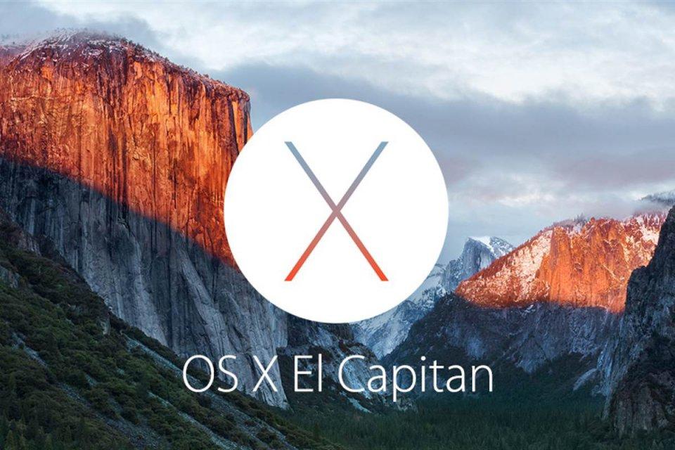 Apple OS X El Capitan preview