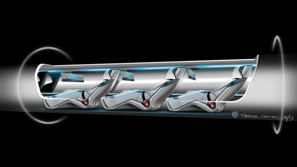 Elon Musk's SpaceX – Hyperloop Pods